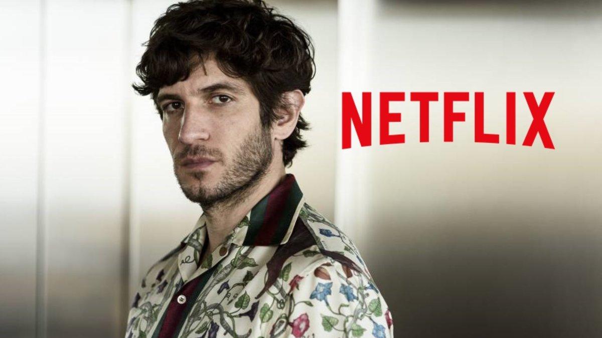Quim Gutiérrez tendrá superpoderes en 'El vecino', la nueva serie de Netflix con la productora de 'Élite'