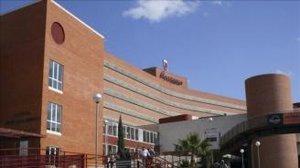 Centro hospitalario en Murcia.