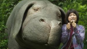 Una imagen de la película de Netflix Okja.