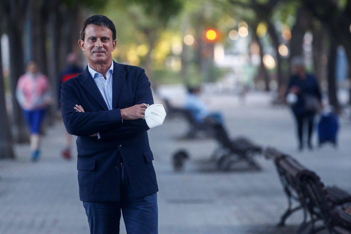 Manuel Valls, el pasado 16 de mayo.