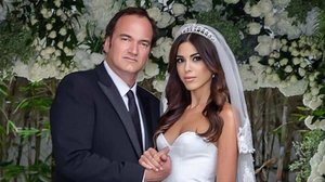 Quentin Tarantino se casa con la modelo israelí Daniella Pick.
