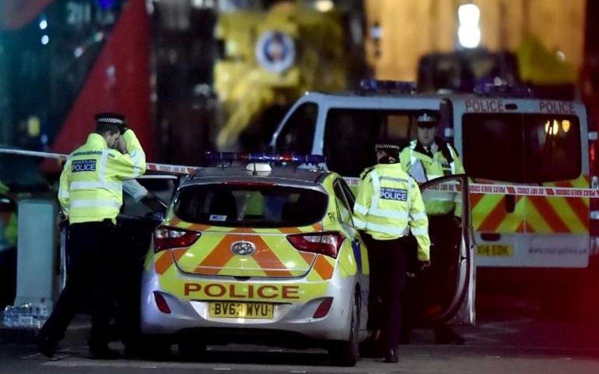 Detenen al Regne Unit cinc sospitosos de tenir vincles terroristes