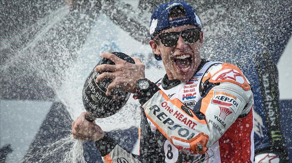 Márquez: «Ha sigut tal com ho havia somiat»