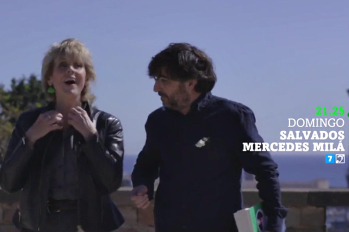 Mercedes Milá vuelve a coquetear con Atresmedia: será la protagonista del próximo 'Salvados'
