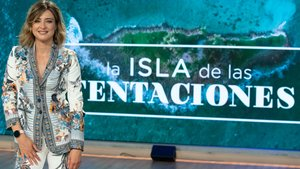 Sandra Barneda, presentadora de la segunda y tercera temporada de 'La isla de las tentaciones'.