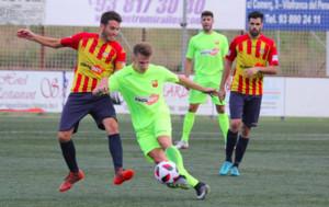El FC Santboià comença la temporada amb un empat a zero contra el FC Vilafranca