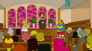Un canal rus censura 'Els Simpson'