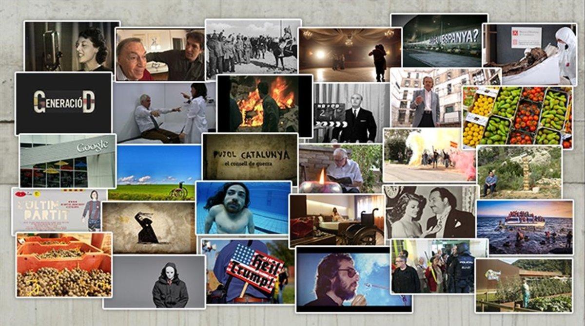 Foto promocional del documental Sense ficció, mirall duna década.