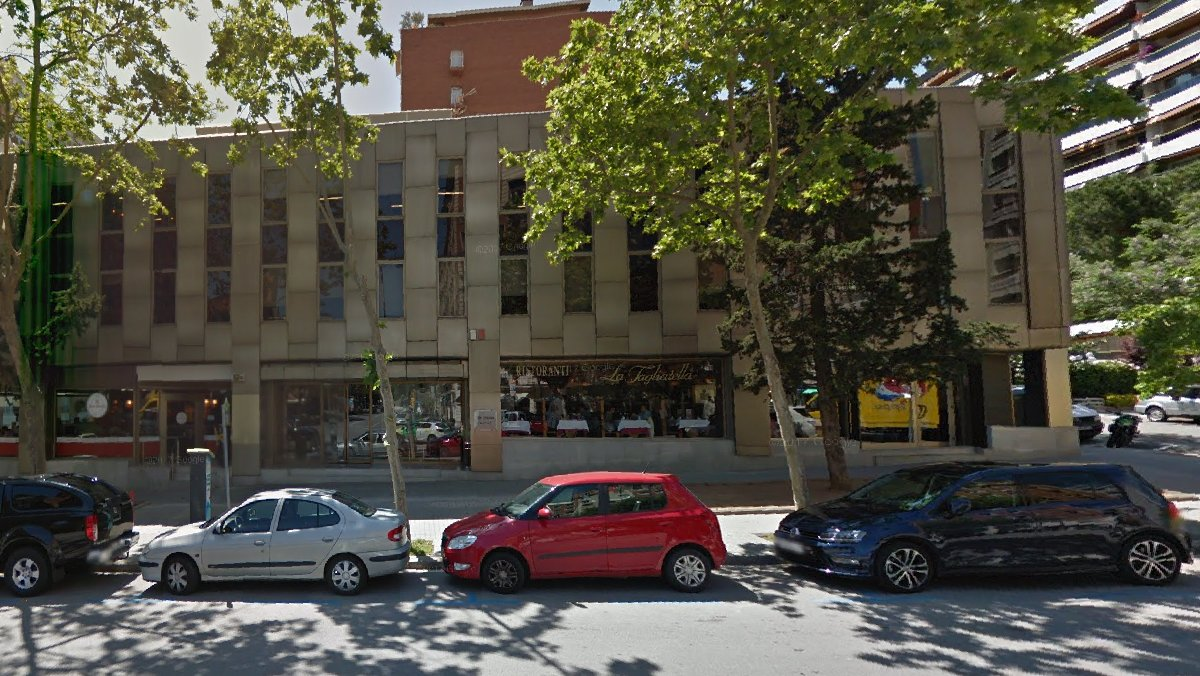 Tagliatella de la calle Doctor Ferran, 23, de Barcelona.
