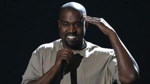 Kanye West, en el 2015.