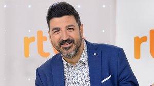 """Tony Aguilar, en directo con Ricky García: """"Igual 'Universo' no era una canción óptima para Eurovisión"""""""