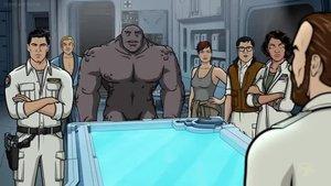 Una imagen de la décima temporada de 'Archer'