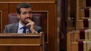 """El PP exigeix al PSOE i Podem que li demanin perdó per """"qüestionar l'honor del partit"""""""