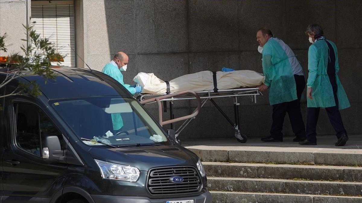 Set morts a la residència més gran d'Europa