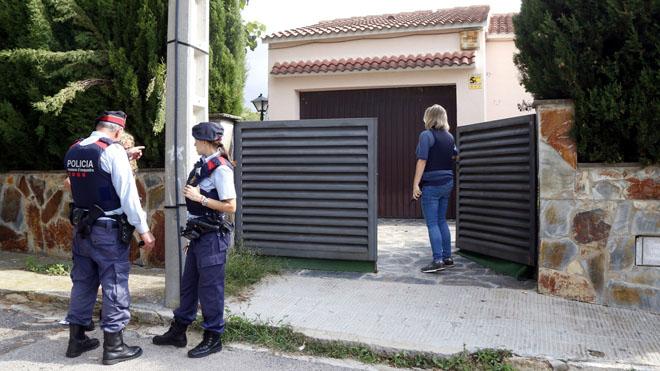 Detinguda una dona per matar a la seva parella d'un tret a el Vendrell
