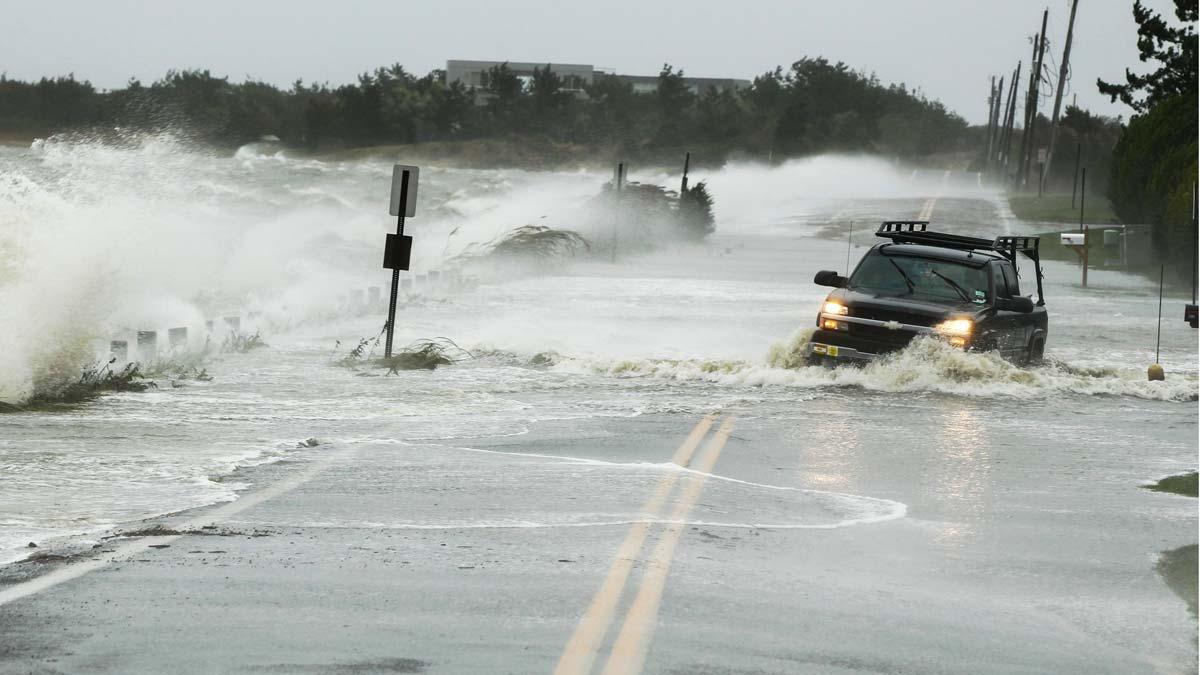 Viaje por la crisis climática.