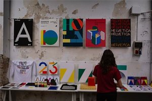 Type Thursday Barcelona: bojos per la tipografia