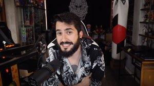 Wismichu, en un momento del vídeo 'Fernando Simón nos ha pedido ayuda'.