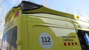 Mor un ciclista de 22 anys al xocar contra una furgoneta a l'Arrabassada de Barcelona