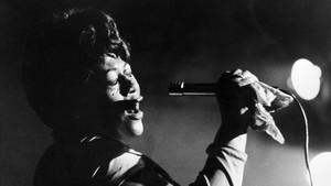 Ella Fitzgerald, en un concierto en 1966.