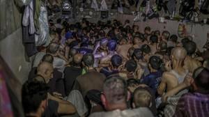 La venjança recau sobre els presoners gihadistes amb execucions extrajudicials a Mossul