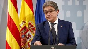 Enric Millo, nou secretari d'Acció Exterior d'Andalusia