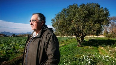 "Jaume Juscafresa: ""Volver al campo me está salvando"""