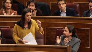 Anna Montañana sí que és portaveu