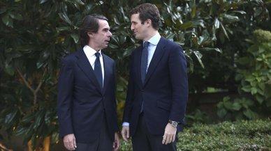 ¿Es posible que vuelva Aznar?