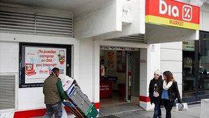 Santander llega a un acuerdo con Fridman y evita la entrada de Dia en preconcurso de acreedores