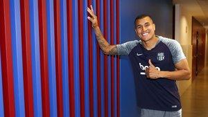 El Barça y el Valencia acuerdan la cesión de Murillo