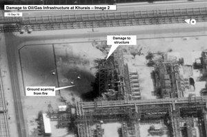 Els EUA asseguren que l'Iran està darrere dels atacs a les refineries saudites