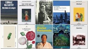 Els llibres per al confinament de Carlos Zanón, Marta Sanz, Irene Solà...