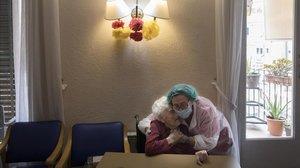 Els geriàtrics catalans, «al límit» pels impagaments del Govern