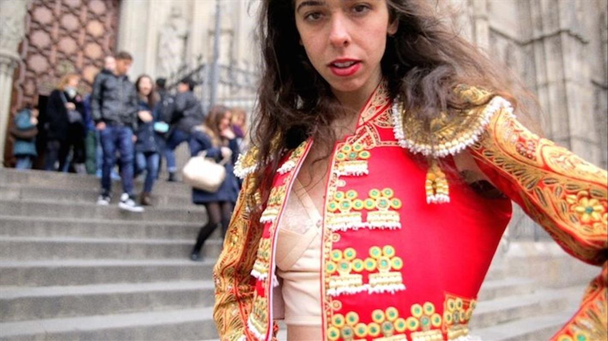 Julia de Castro i la Barcelona canalla