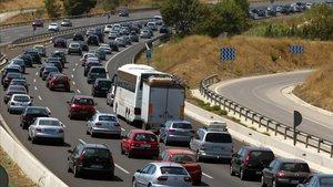 Les autopistes catalanes lliures de peatge tenen un cost de 100 milions anuals