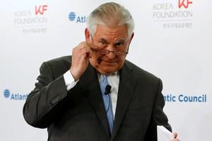 Tillerson diu ara que els EUA no preparen una força de 30.000 homes per a la frontera de Síria