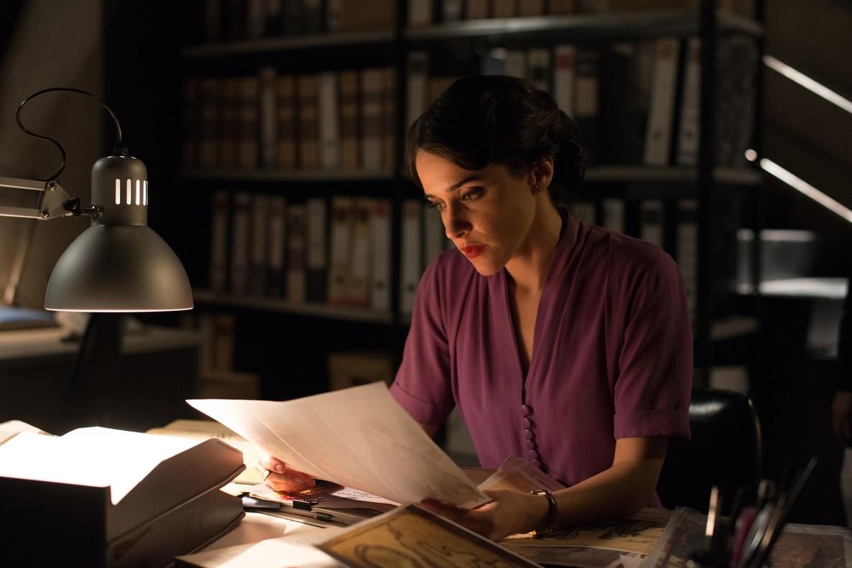 Macarena García, en 'El Ministerio del Tiempo'