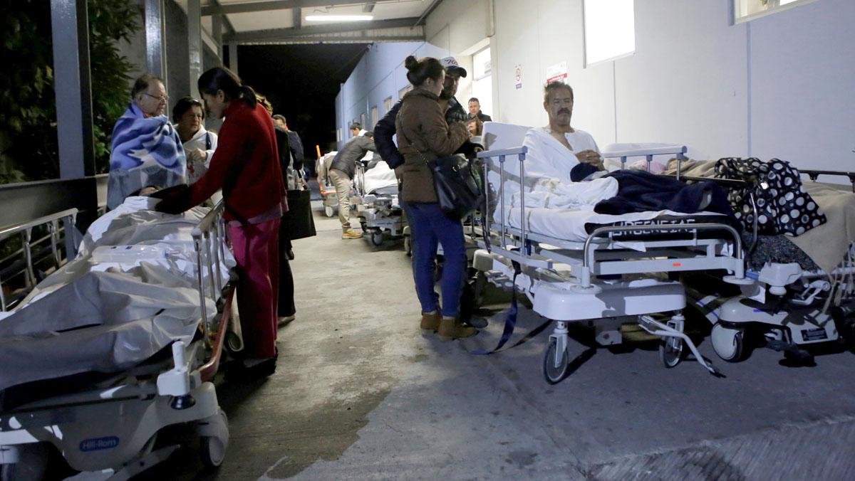Terremoto en m xico as fue el temblor del 8 de for Ultimas noticias del espectaculo internacional