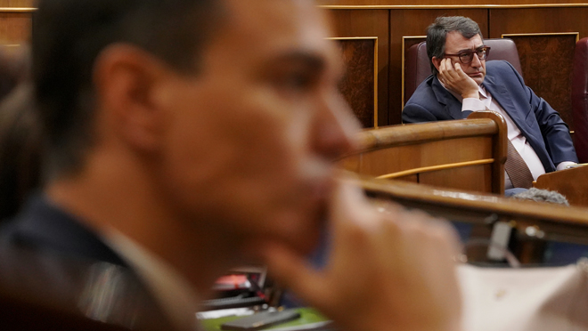 El PNB dona suport a la moció de censura i obre la porta de la Moncloa a Sánchez