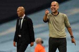 Guardiola noqueja Zidane en el combat més esperat