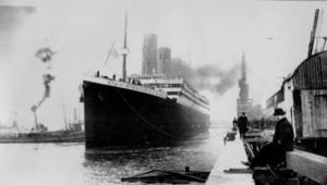 El trasatlántico 'Titanic'.