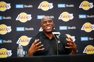 Magic Johnson.