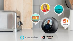 L'assistent virtual d'Amazon, a TV-3 i Catalunya Ràdio