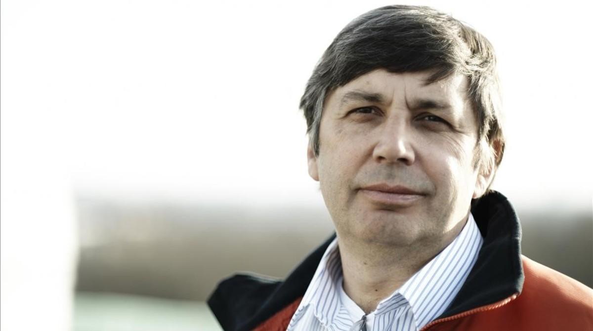 Andre Geim, en enero del 2009.