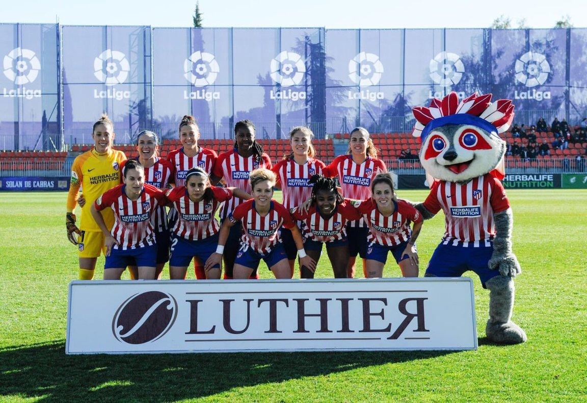 L'Atlètic recupera el lideratge de la Lliga Iberdrola de futbol femení