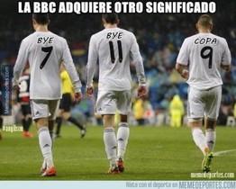 Els millors mems de l'eliminació del Reial Madrid