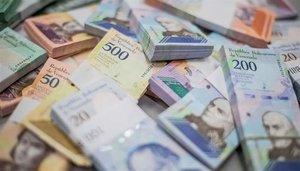 El bolívar, la moneda oficial de Venezuela.