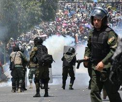 Según la Defensoría del Pueblo de Bolivia, los fallecidos desde los fallidos comicios del pasado 20 de octubre son 35.