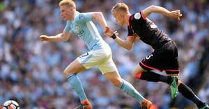 El Manchester City perd De Bruyne per tres mesos